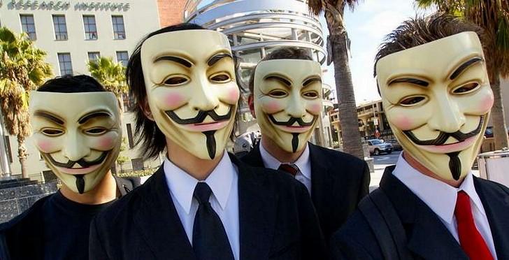 annonymous hacker attivisti