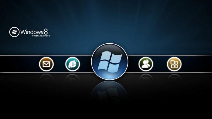 Windows 8 microsoft