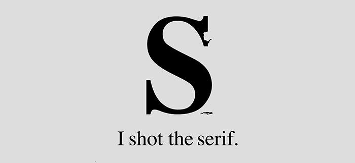 Tendenze disegno web 2016 Tipografia